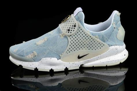 Nike Sock Dart Fragment Bw Unisex nike sock dart sp femmes gris