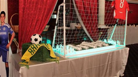 party themes beginning with z soccer theme party youtube