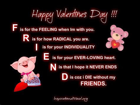 valentines day messages for friends happy valentines day