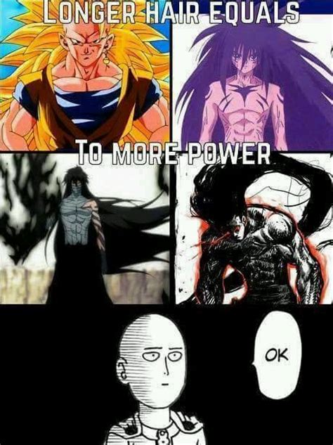 One Punch Man Memes - 10 one punch man memes that will make your day