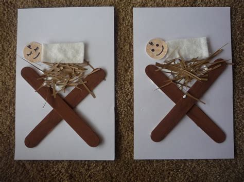 jesus crafts for crafty baby jesus in a manger
