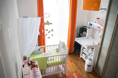 chambre enfant orange 18 best images about d 233 co chambre de b 233 b 233 on