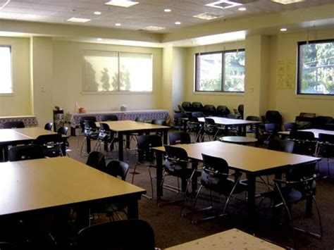 community room the 2100 building