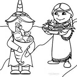 pilgrim color printable pilgrims coloring pages for cool2bkids