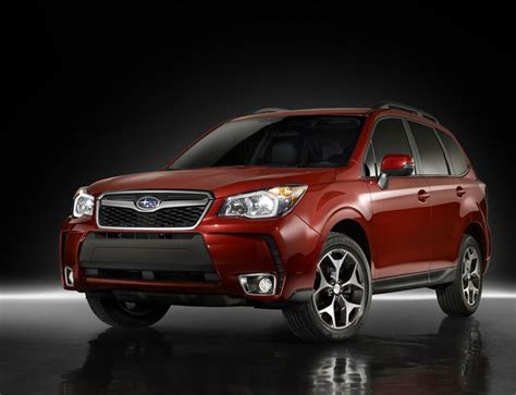 subaru suv first look at the all new 2014 subaru forester suv