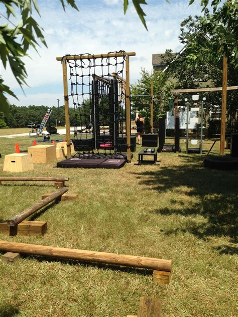 backyard warrior course triyae backyard american warrior obstacle course various design inspiration for