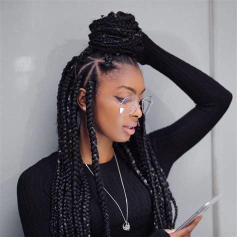 pics of big braid hairstyles nice 45 breathtaking hairstyles with big box braids
