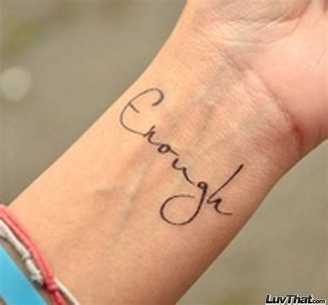 tattoo lettering on wrist 75 amazing wrist tattoos luvthat