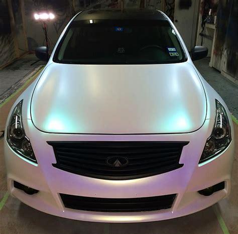 hexis white pearl gloss vinyl car wrap