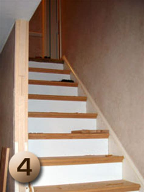 stair treads nustair hardwood stair treads made in the