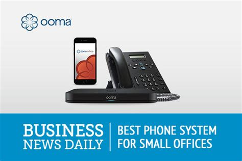 ooma office review best phone system for small offices