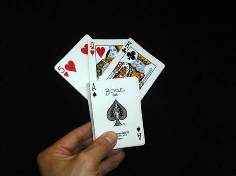 easy card the world s best easy card trick