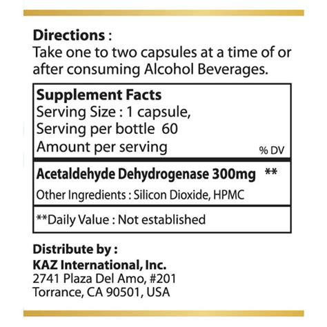 Detox After Consumption by Detox Kaz Shop Kaz International