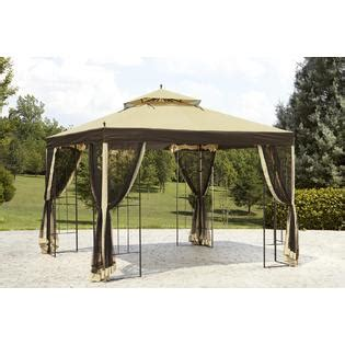 arrow gazebo garden oasis replacement canopy for arrow gazebo outdoor