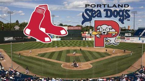 portland sea dogs sea dogs sox extend pdc