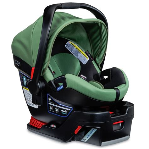 green infant car seat britax b safe 35 elite infant car seat cactus green