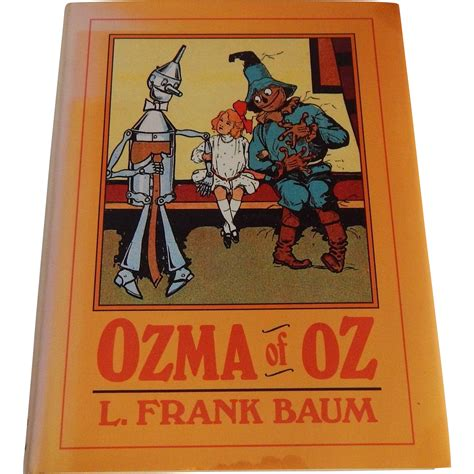 Ozma Of Oz by Ozma Of Oz L Frank Baum From Colemanscollectibles On