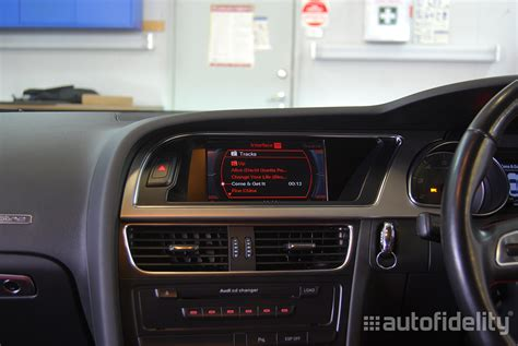 Audi Music Interface A4 by 2g Mmi Integrated Ipod Adapter For Audi Music Interface