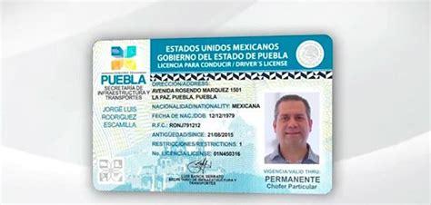 licencia de conducir puebla requisitos renovacion de licencia de conducir en puebla 2016
