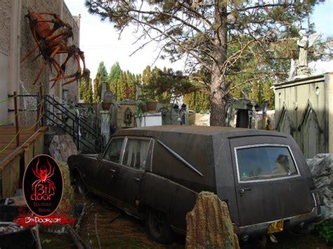 haunted houses in portland 13th door haunted attractions 1 scariest haunted houses