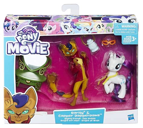 film mlp ita image mlp the movie rarity capper dapperpaws styling