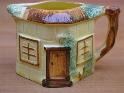 Pottery Cottage by Keele Pottery Quot Cottage Quot Small Tea Set For One