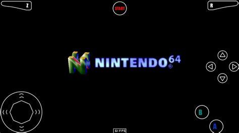 mupen64 apk los mejores emuladores de nintendo 64 para android el androide libre