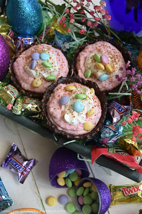 gourmet easter eggs gourmet easter eggs chocolate easter eggs with strawberry
