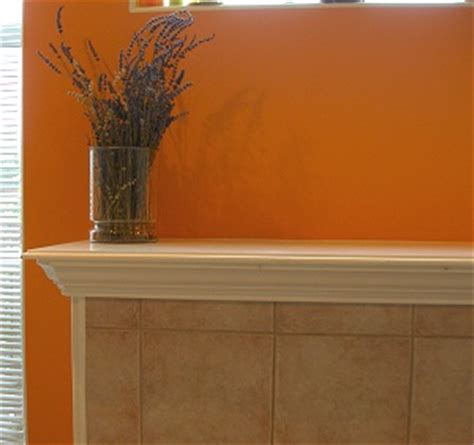 oak cabinets and rust color tile floor what color to paint the walls ask home design