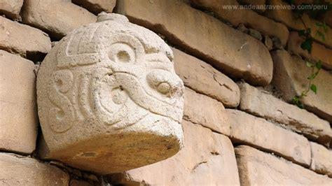 imagenes de la cultura chavin chavin de huantar