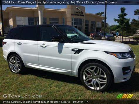 land rover white 2014 range rover sport autobiography 2014 white imgkid