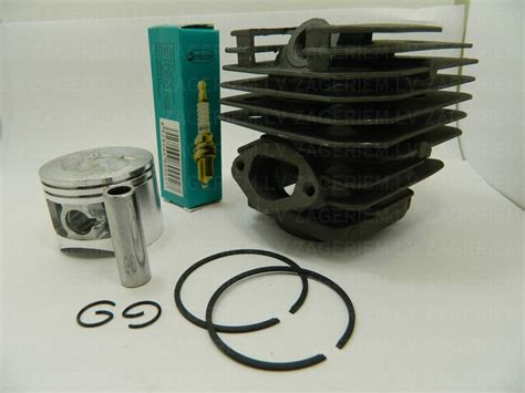 Piston Senso Kecil Chainsaw 5200 5200 chainsaw cylinder piston kit 45 mm to fit taurus timbertech z艨茱eriem lv