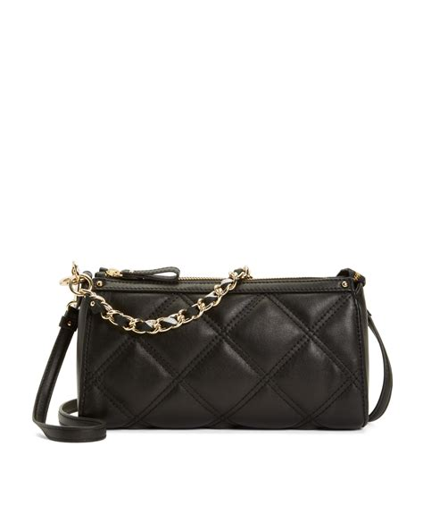 Quilted Cross Bag by Brothers Quilted Calfskin Small Crossbody Bag In