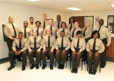 Chatham County Sheriff S Office by 16 Officers Complete Basic Officer At