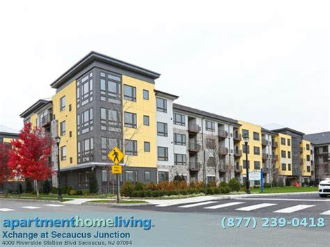 new jersey appartments xchange at secaucus junction apartments secaucus