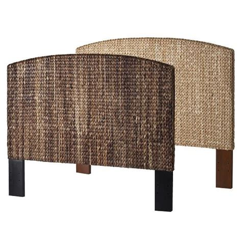 seagrass headboard queen andres headboard abaca queen