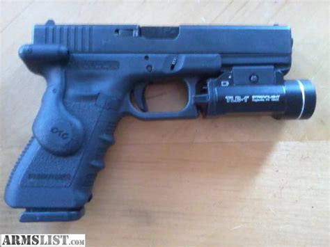 glock 22 laser light armslist for sale trade glock 22 3 w laser light 3