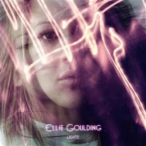 Ellie Goulding Lights by Wongie S World Wongie Song Of The Week Ellie