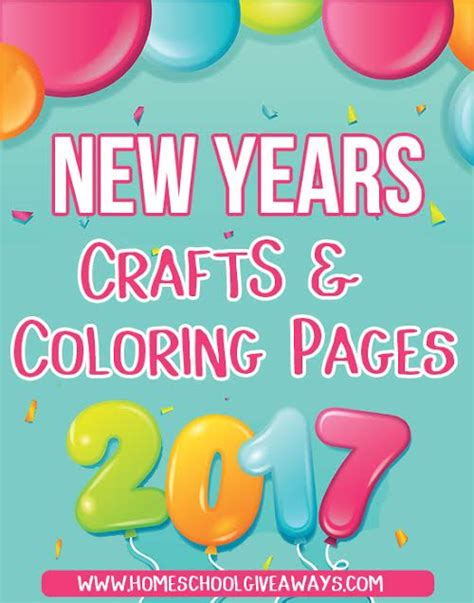 new years crafts new years crafts and coloring pages