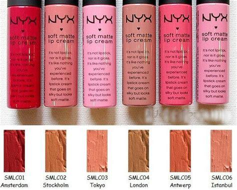 Lipstik Nyx Amsterdam nyx soft matte lipstick amsterdam makeup