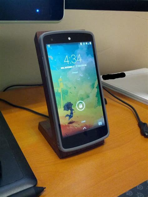 google design your own phone create your own magnetic dock for the google nexus 5