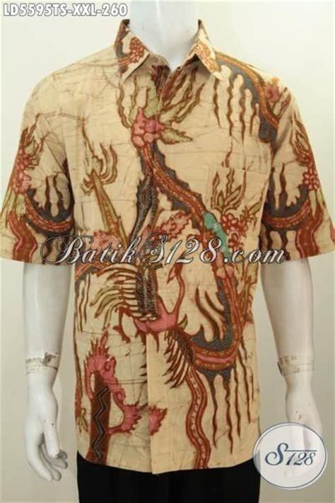 Jual Baju Buat jual baju batik jumbo spesial buat lelaki berbadan gemuk busana batik trendy motif bagus porses