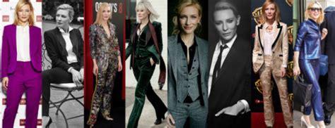 Giorgio Armani Emporio She 706 by Cate Blanchett In A Suit