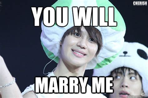 you will marry me creepy taemin quickmeme