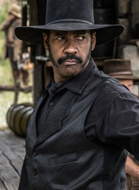 denzel washington recent movies the magnificent seven dominates weekend north american