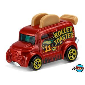 Tm Hotwheels Roller Toaster roller toaster collectible vehicle dvb17 wheels collectors