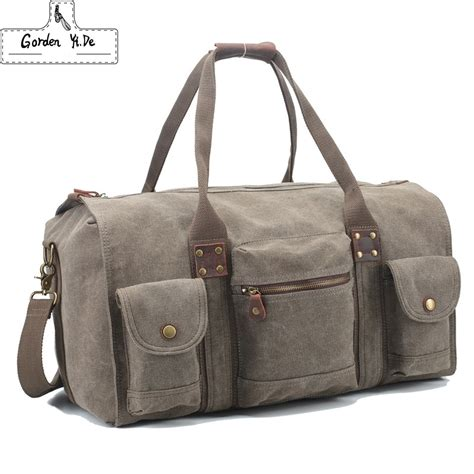 get cheap mens leather duffle bag aliexpress