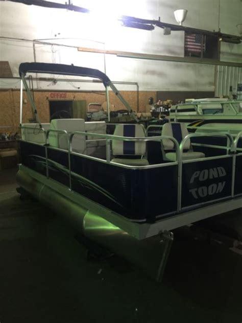 14 ft pontoon boat 14 ft pontoon boat pond toon 2017 for sale