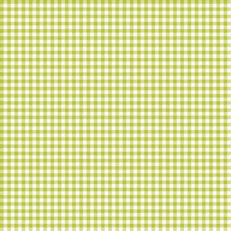 Apple Background Check Apple Green And White Eighth Inch Checks Fabric Fireflower Spoonflower