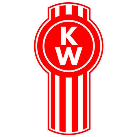 kenworth emblem kenworth trucks logo emblem car or window sticker 200mm ebay
